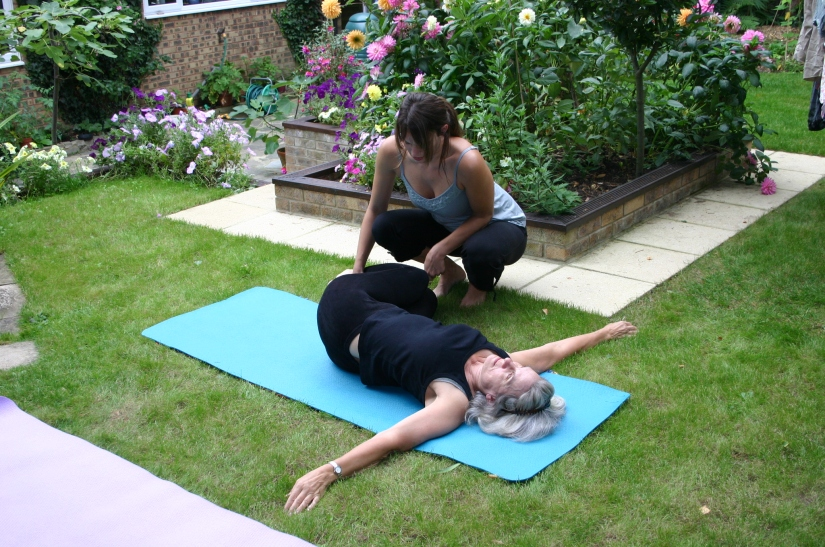 yoga pilates hampshire fareham southampton