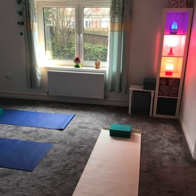 Personalised yoga class yoga studio