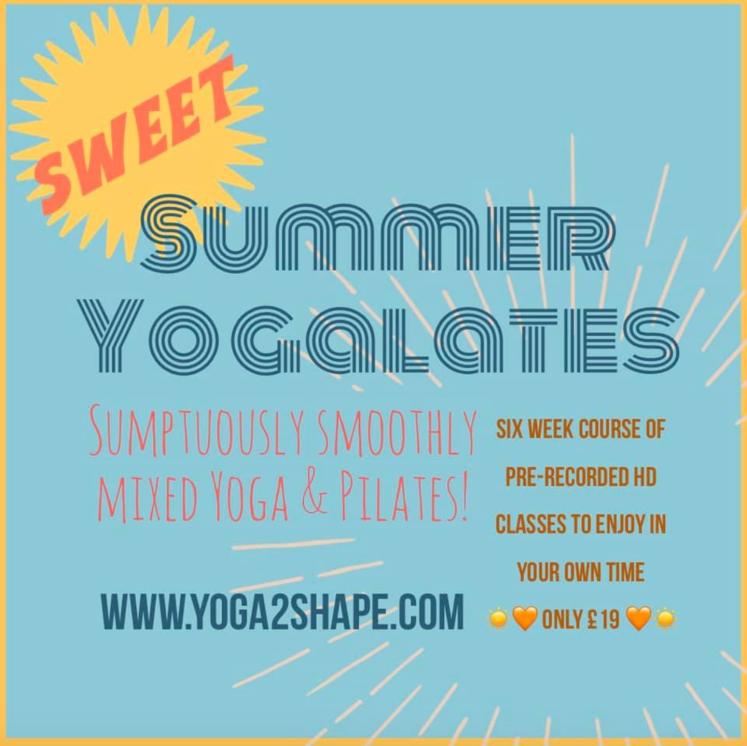 Yoga Yogalates Pilates Online Classes